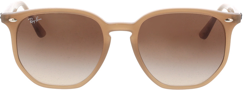 Picture of glasses model Ray-Ban RB4306 616613 54-19 in angle 0