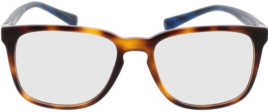 Picture of glasses model Burberry BE2239 3617 55-18 in angle 0