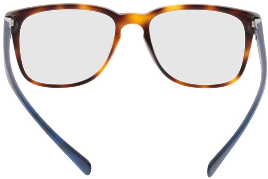 Picture of glasses model Burberry BE2239 3617 55-18 in angle 180
