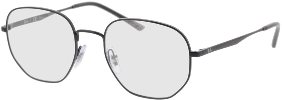 Picture of glasses model Ray-Ban RX3682V 2509 51-19 in angle 330