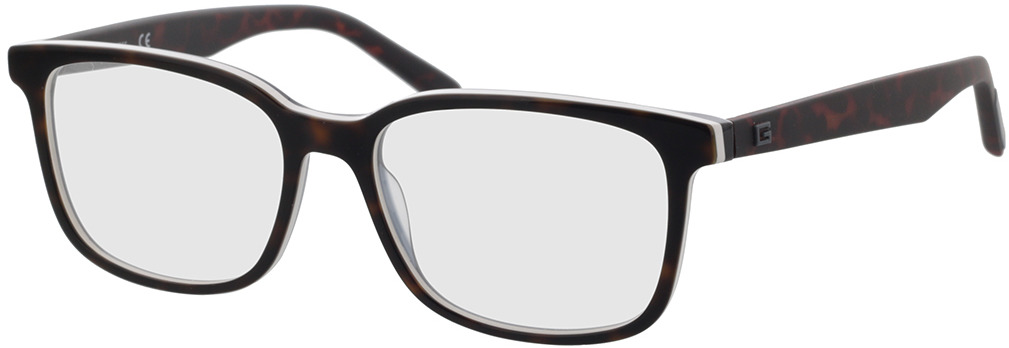 Picture of glasses model Guess GU50034 052 56 in angle 330