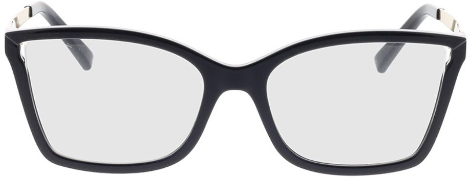 Picture of glasses model Michael Kors Caracas MK4058 3812 54-17 in angle 0