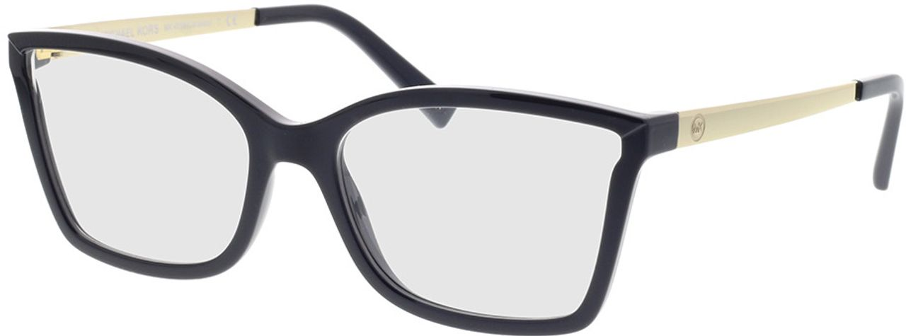 Picture of glasses model Michael Kors Caracas MK4058 3812 54-17 in angle 330