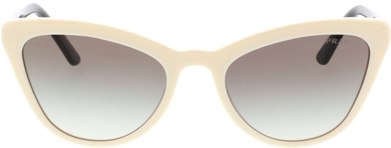 Picture of glasses model Prada PR 01VS 7S30A7 56-20 in angle 0