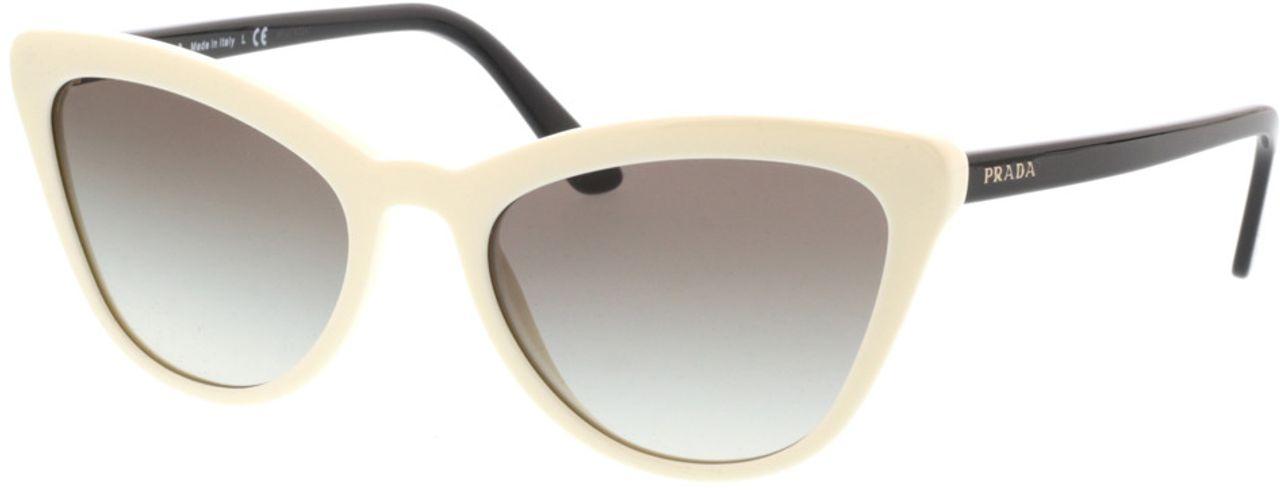 Picture of glasses model Prada PR 01VS 7S30A7 56-20 in angle 330