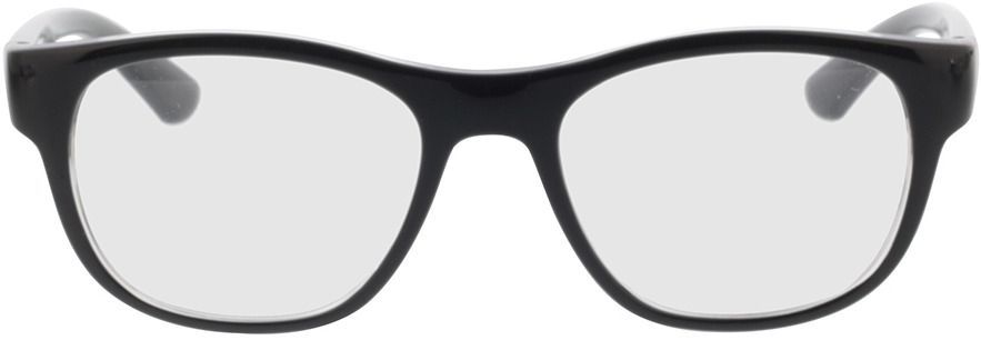 Picture of glasses model Ray-Ban RX7191 2034 53-19 in angle 0