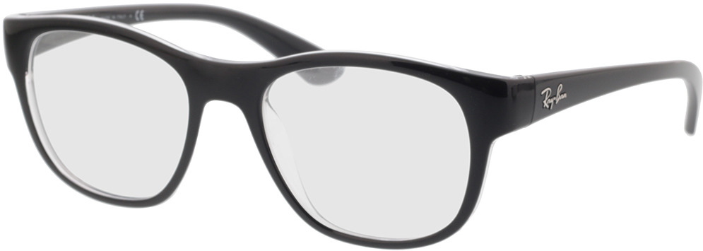 Picture of glasses model Ray-Ban RX7191 2034 53-19 in angle 330