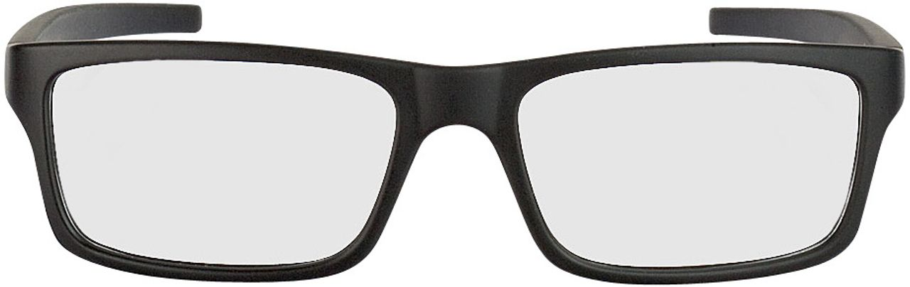 Picture of glasses model Nador-schwarz in angle 0