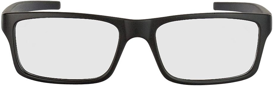 Picture of glasses model Nador black in angle 0
