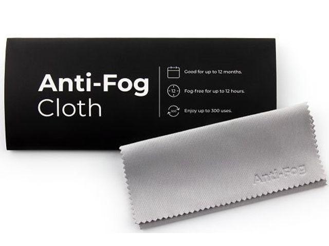 Antibeschlag-Brillenputztuch