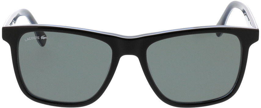 Picture of glasses model Lacoste L875SP 001 56-17 in angle 0