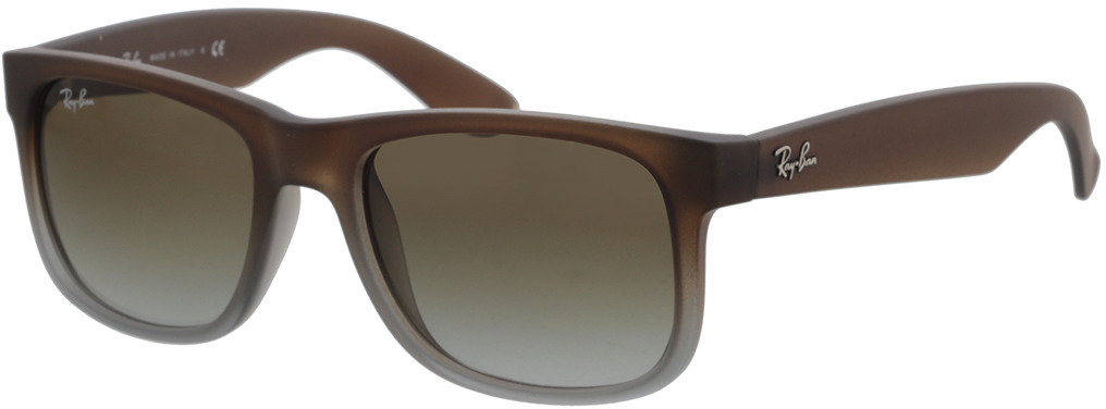 Picture of glasses model Ray-Ban Justin RB4165 854/7Z 51-16
