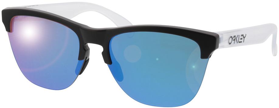 Picture of glasses model Oakley Frogskins Lite OO9374 02 63-10