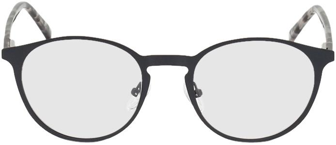 Picture of glasses model Froodericia zwart/gevlekt in angle 0