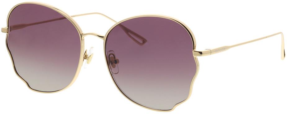 Picture of glasses model Bolon BL7105 A60 58-16 in angle 330