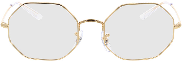 Picture of glasses model Ray-Ban RX1972V 3086 51-19 in angle 0