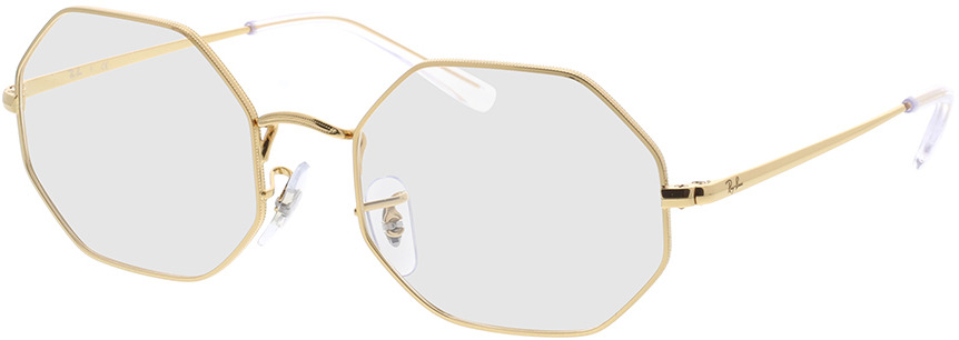 Picture of glasses model Ray-Ban RX1972V 3086 51-19 in angle 330
