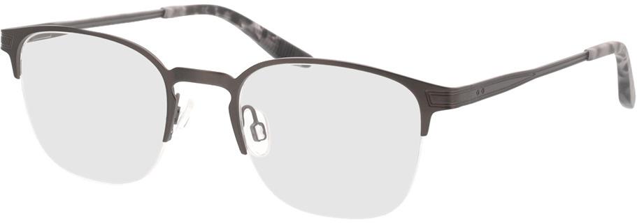 Picture of glasses model Otello-matt anthrazit  in angle 330