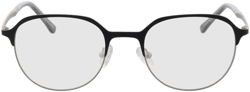 Picture of glasses model Topia silver/Zwart in angle 0