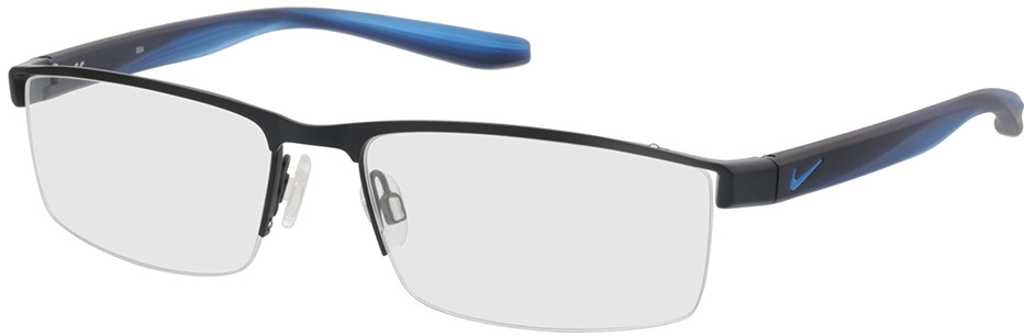 Picture of glasses model Nike NIKE 8193 403 57-17 in angle 330