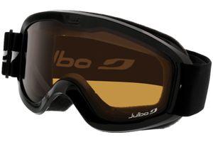Skibrille Proton schwarz S