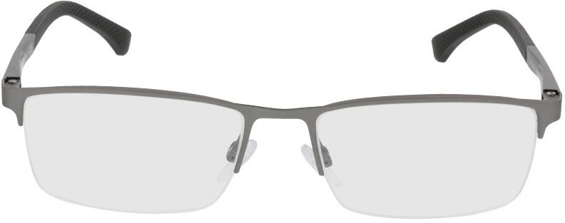 Picture of glasses model Emporio Armani EA1041 3130 55-17 in angle 0