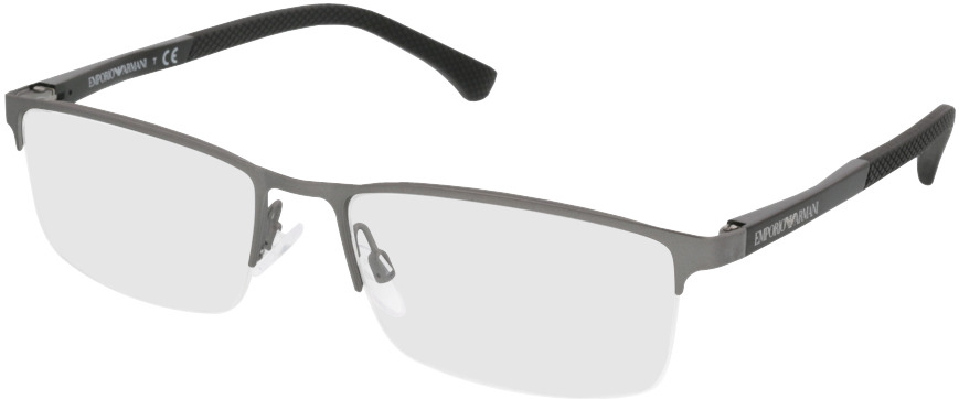 Picture of glasses model Emporio Armani EA1041 3130 55-17 in angle 330