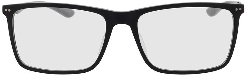 Picture of glasses model Puma PU0096O-006 56-17 in angle 0