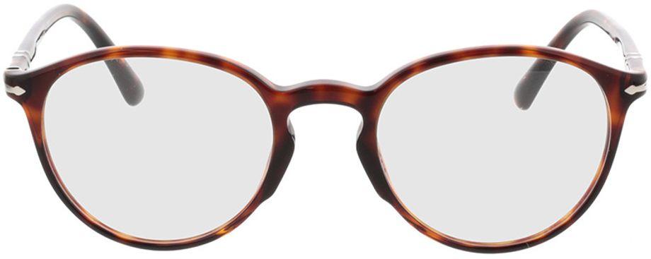 Picture of glasses model Persol PO3218V 24 51-21 in angle 0
