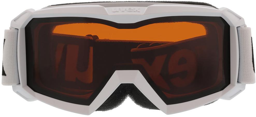Picture of glasses model Uvex Skibrille Flizz LG white in angle 0