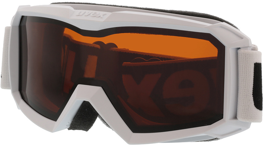 Picture of glasses model Uvex Skibrille Flizz LG white in angle 330