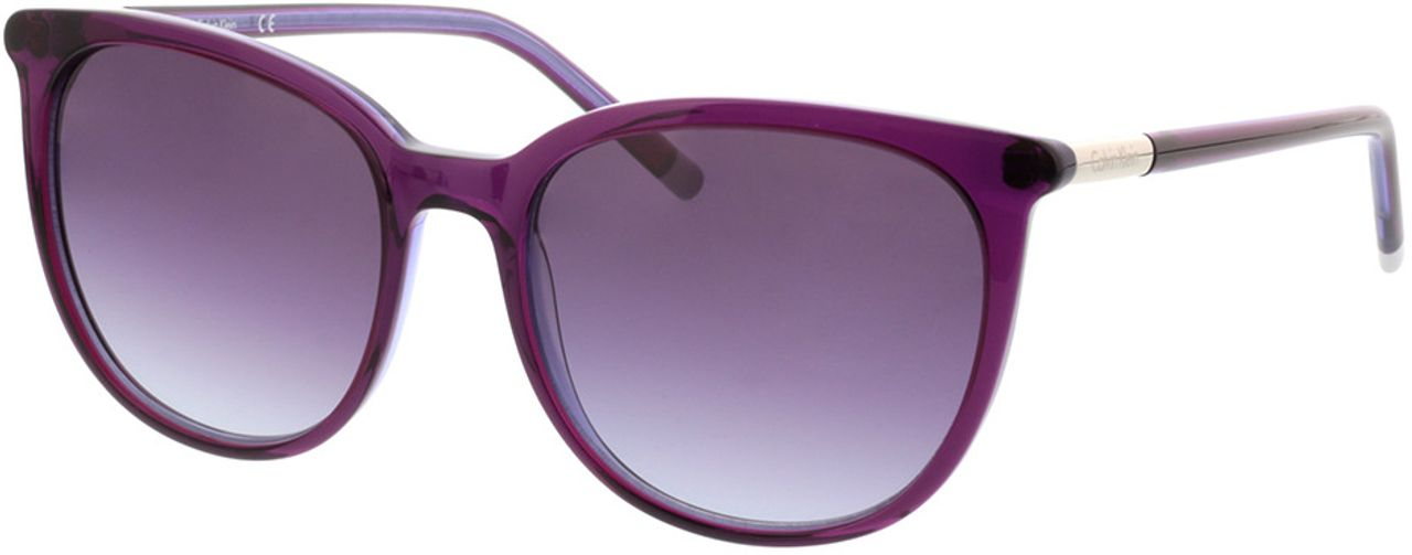Picture of glasses model Calvin Klein CK34939 513 56-18 in angle 330