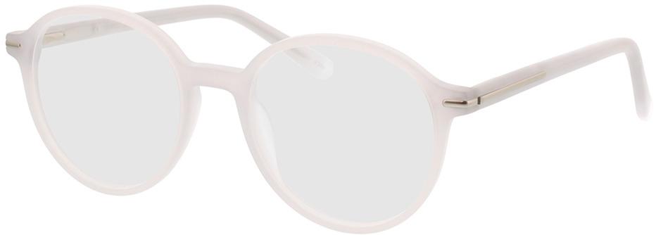Picture of glasses model Borno-matt grau/matt silber in angle 330