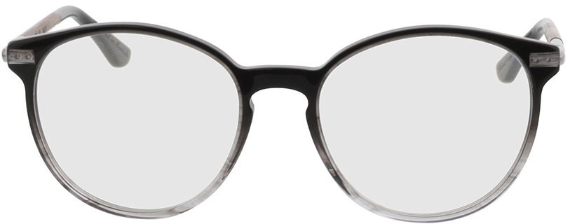 Picture of glasses model Wood Fellas Optical Halo macassar/black 52-18 in angle 0