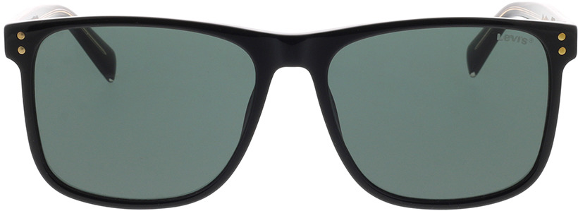 Picture of glasses model Levi's LV 5004/S 807 57-16 in angle 0