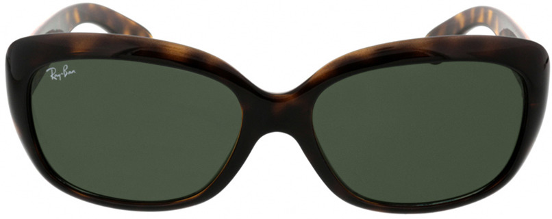 Picture of glasses model Ray-Ban Jackie Ohh RB4101 710 58-18 in angle 0