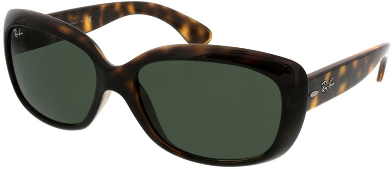 Picture of glasses model Ray-Ban Jackie Ohh RB4101 710 58-18 in angle 330