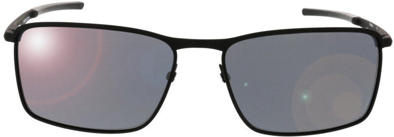 Picture of glasses model Oakley Conductor 6 OO4106 01 58 16 in angle 0