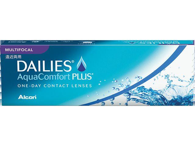 Dailies AquaComfort Plus Multifocal 30er Box