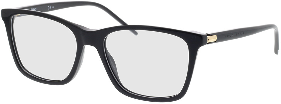 Picture of glasses model Boss BOSS 1158 807 55-18 in angle 330
