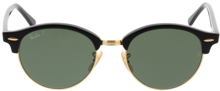 Picture of glasses model Ray-Ban RB4246 901/58 51-19 in angle 0