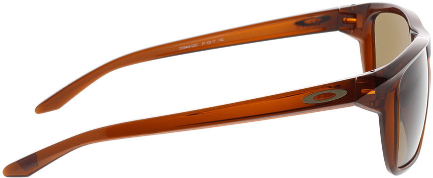Picture of glasses model Oakley Sylas OO9448 02 57-17 in angle 90