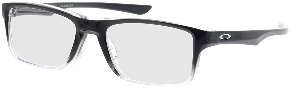 Picture of glasses model Oakley Plank 2.0 OX8081 808112 53-18 in angle 330