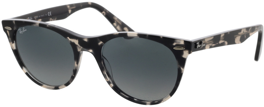 Picture of glasses model Ray-Ban RB2185 133371 52-18 in angle 330