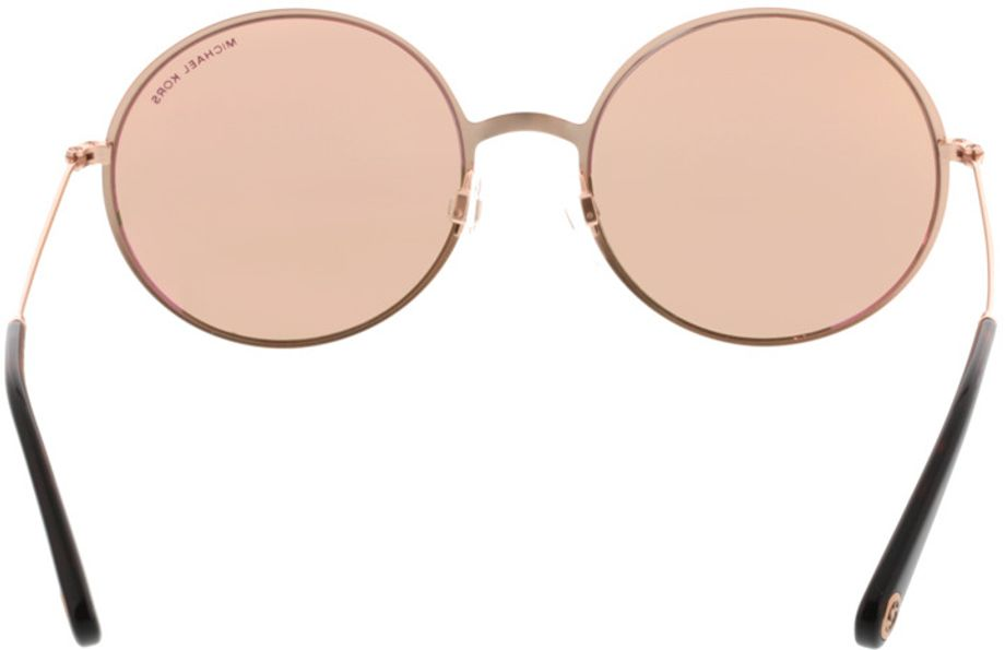 Picture of glasses model Michael Kors Kendall Ii MK5017 1026R1 55-19 in angle 180