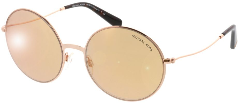 Picture of glasses model Michael Kors Kendall Ii MK5017 1026R1 55-19 in angle 330