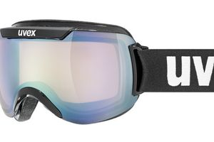 Skibrille Downhill 2000 VLM Black