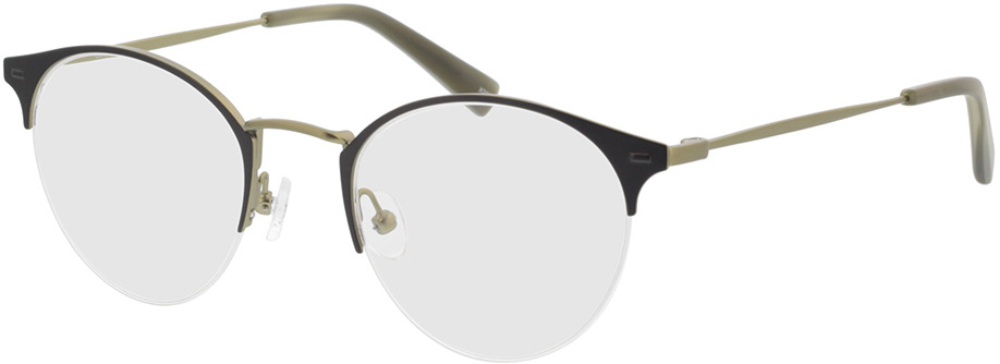 Picture of glasses model Canyon-matt anthrazit in angle 330