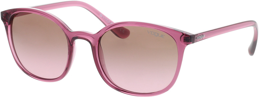 Picture of glasses model Vogue VO5051S 279814 52-20 in angle 330