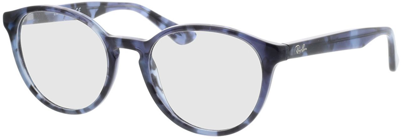Picture of glasses model Ray-Ban RX5380 5946 52-19 in angle 330